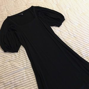 Banana Republic • black baby doll dress